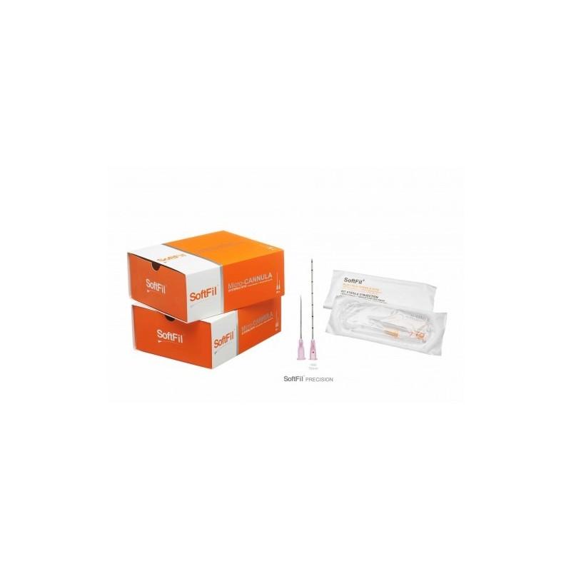 SoftFil® Precision cannula 18G 70mm/XL (1 kit)