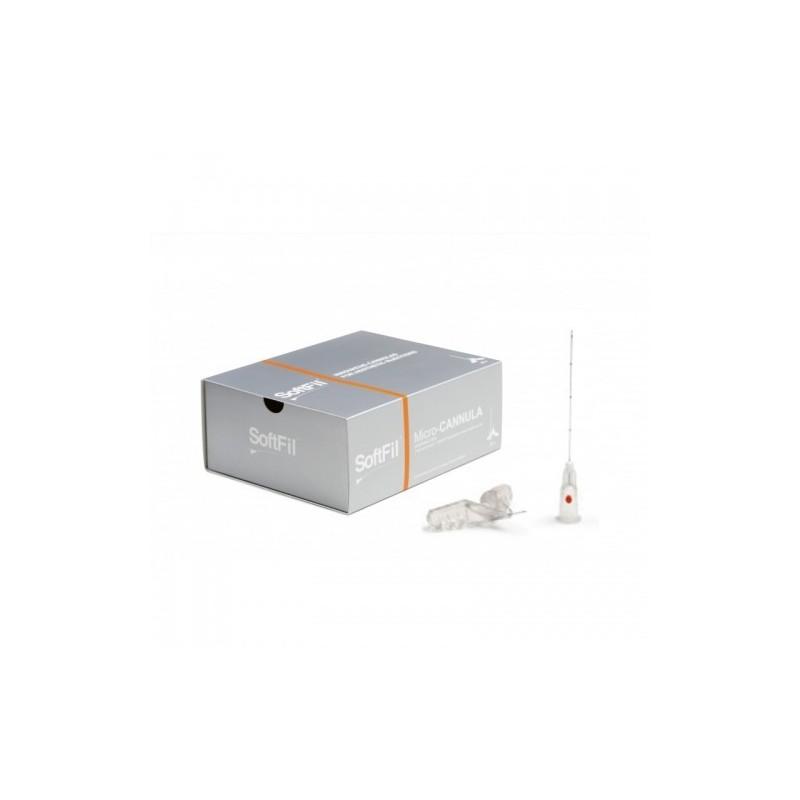 SoftFil® Micro-cannula 27G 40mm - 5mm (1 kit)