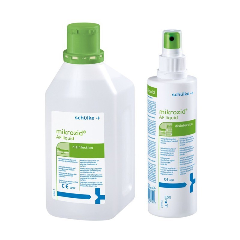 Mikrozid AF Liquid (Surface Disinfectant, 250 ml. / 1l.)