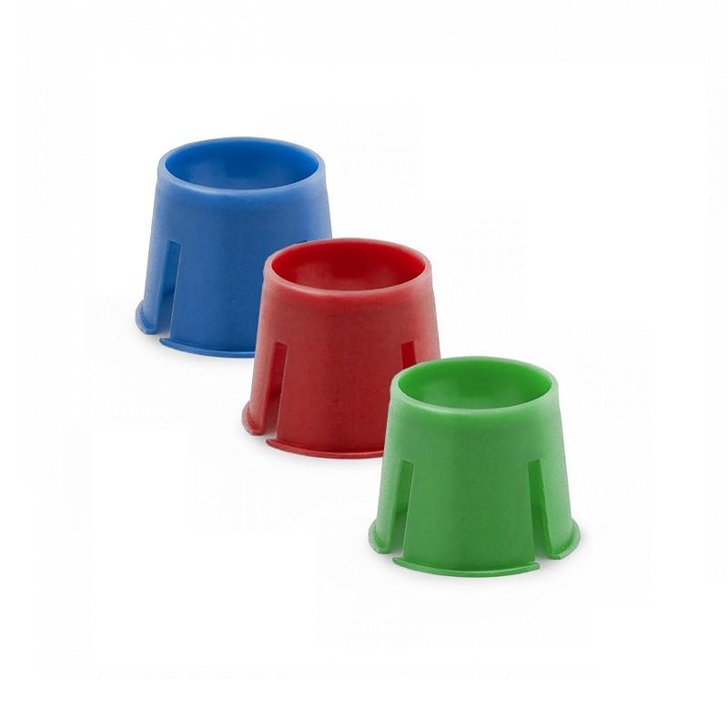 Lucas' cosmetics plastic cups for henna preparation 4ml