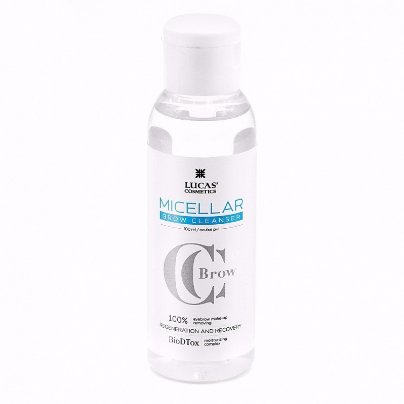 Micellar Brow Cleanser (100ml.)