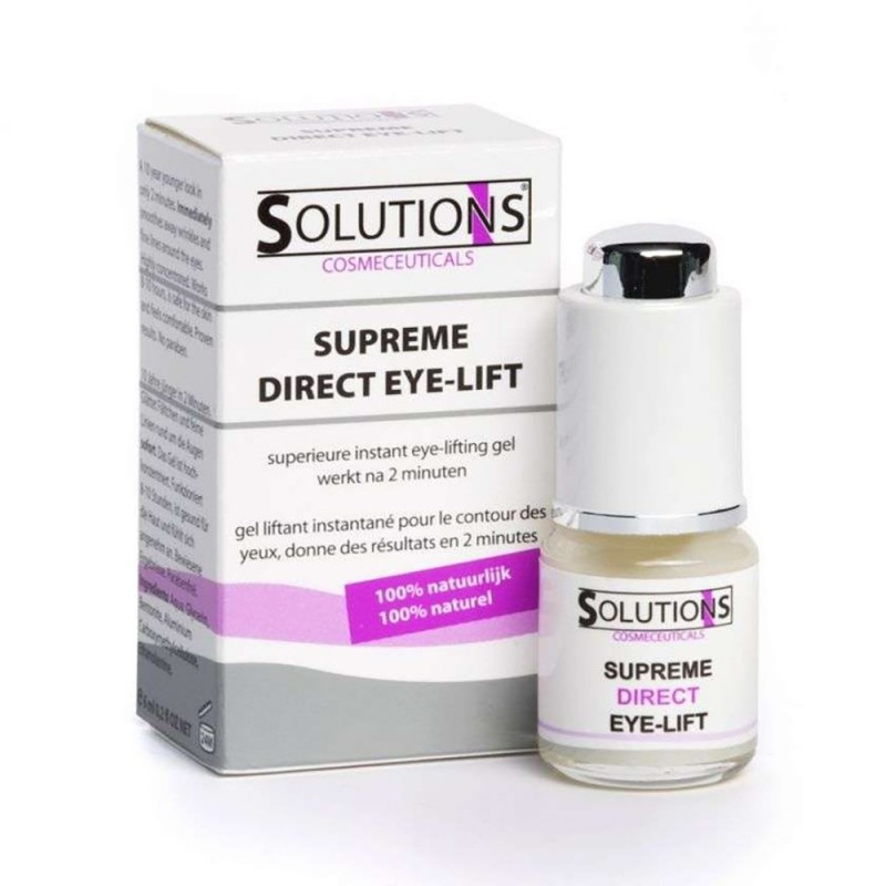 SOLUTIONS Cosmeceuticals SUPREME DIRECT EYE-LIFT (6ml.)