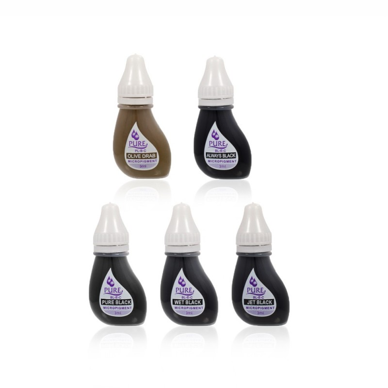 Biotouch Pure pigments for eyeliner (3ml)