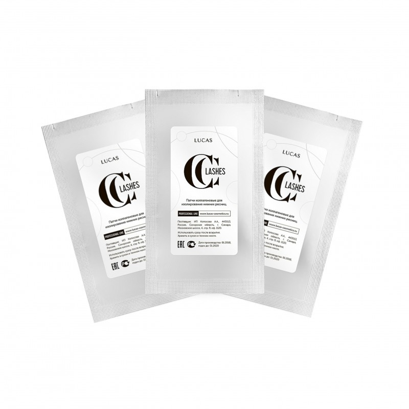 CC Lashes Collagen eye pad
