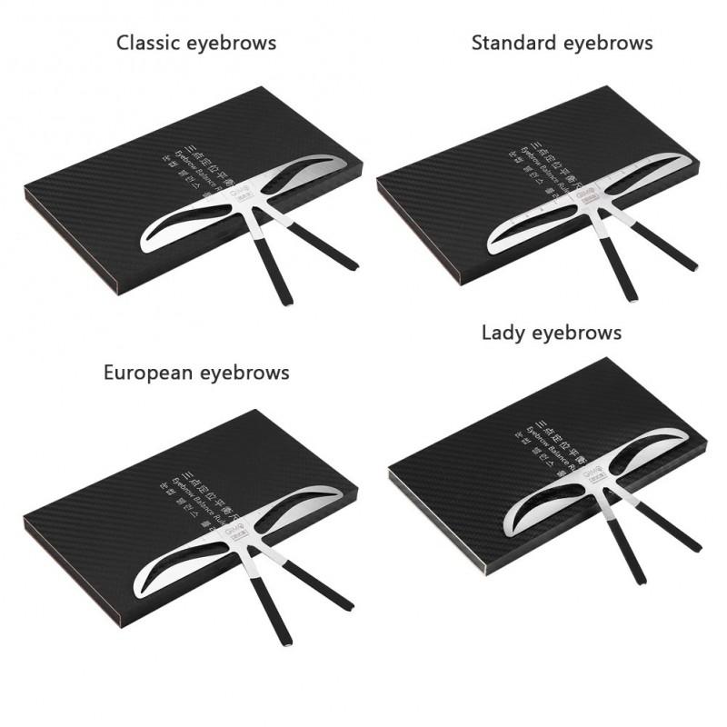 Eyebrow Balance Ruler - Form 1pcs.