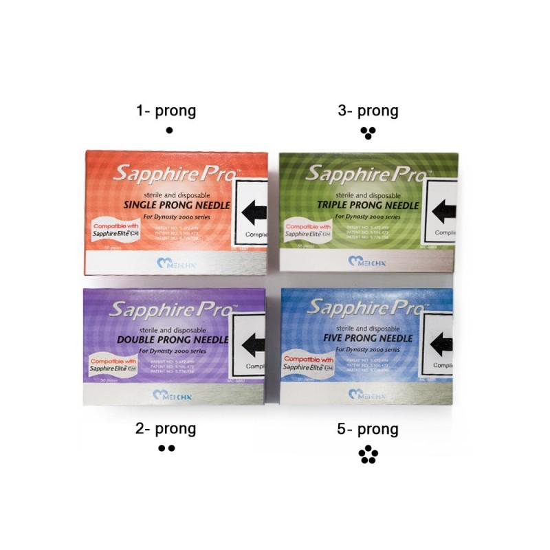 Mei-Cha Sapphire Pro needle 1pcs.