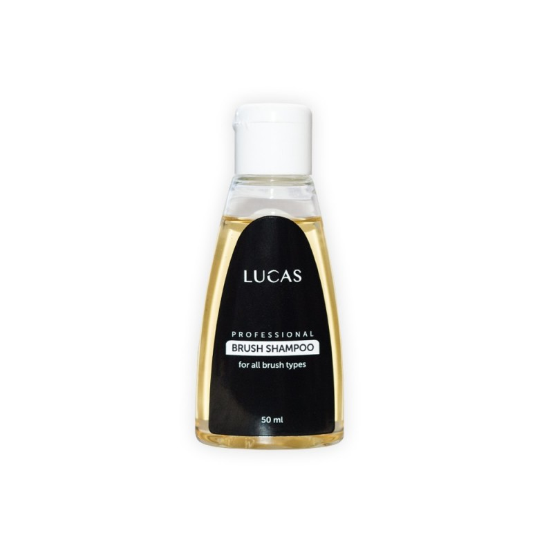 Lucas` Cosmetics Brush Shampoo 50 ml.
