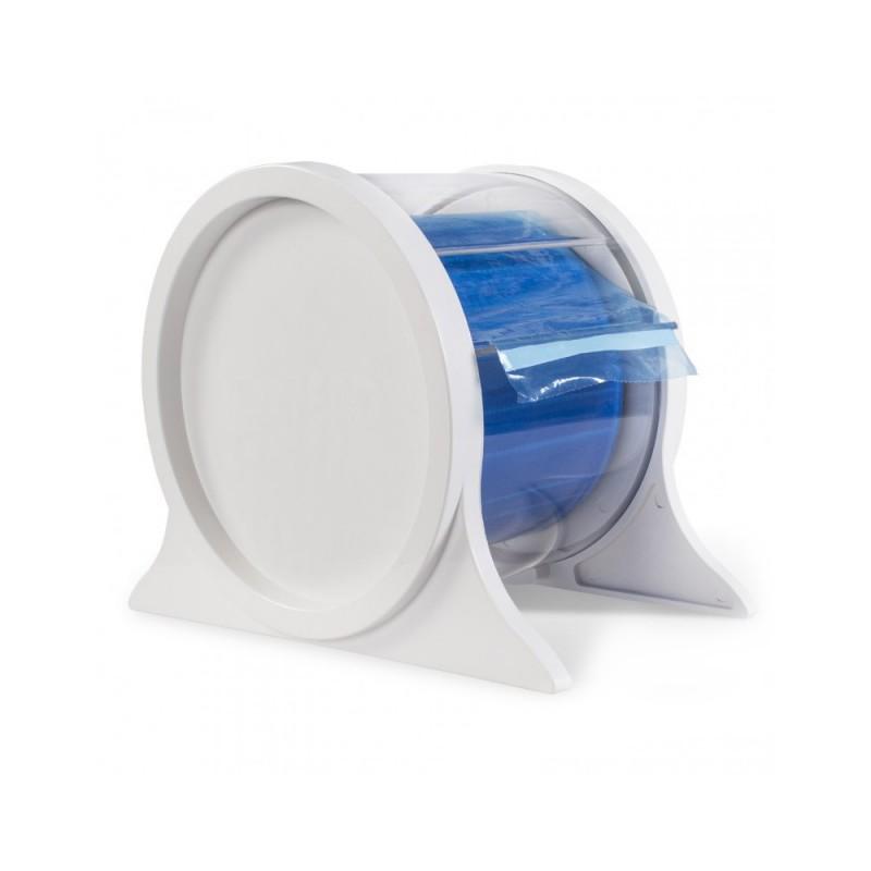Barrier film dispenser box