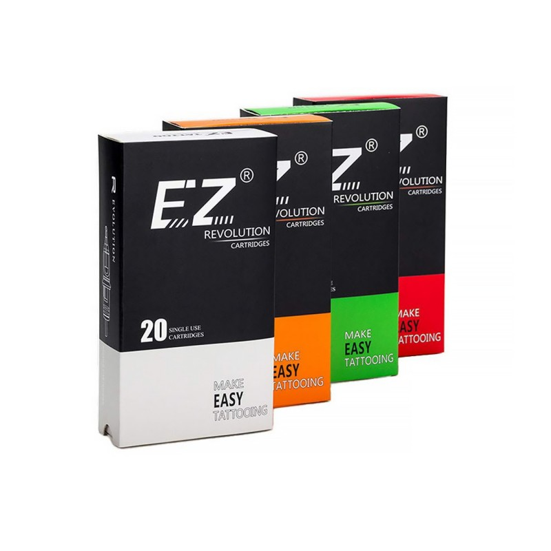 EZ Tattoo Revolution Cartridges 5 pcs.