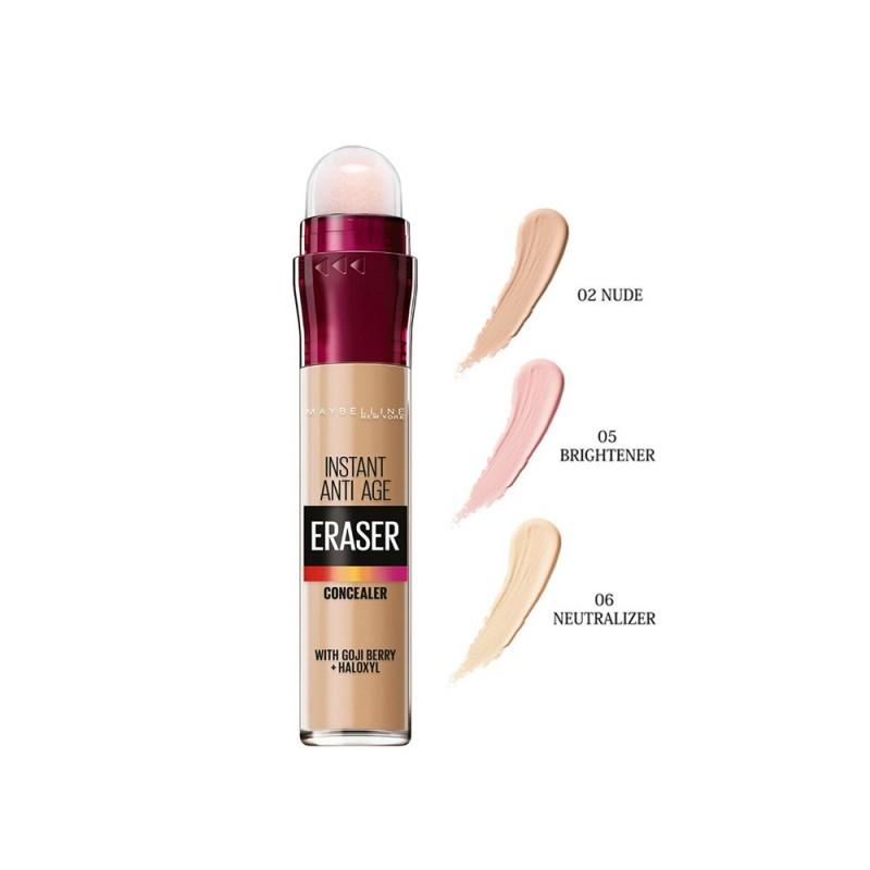 Maybelline Instant Anti-Age Eraser Eye Concealer 6.8ml