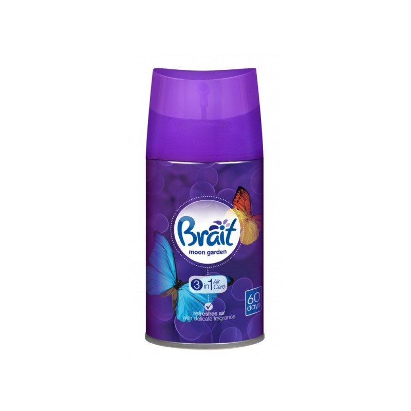 Automatic air freshener refill BRAIT, 250 ml