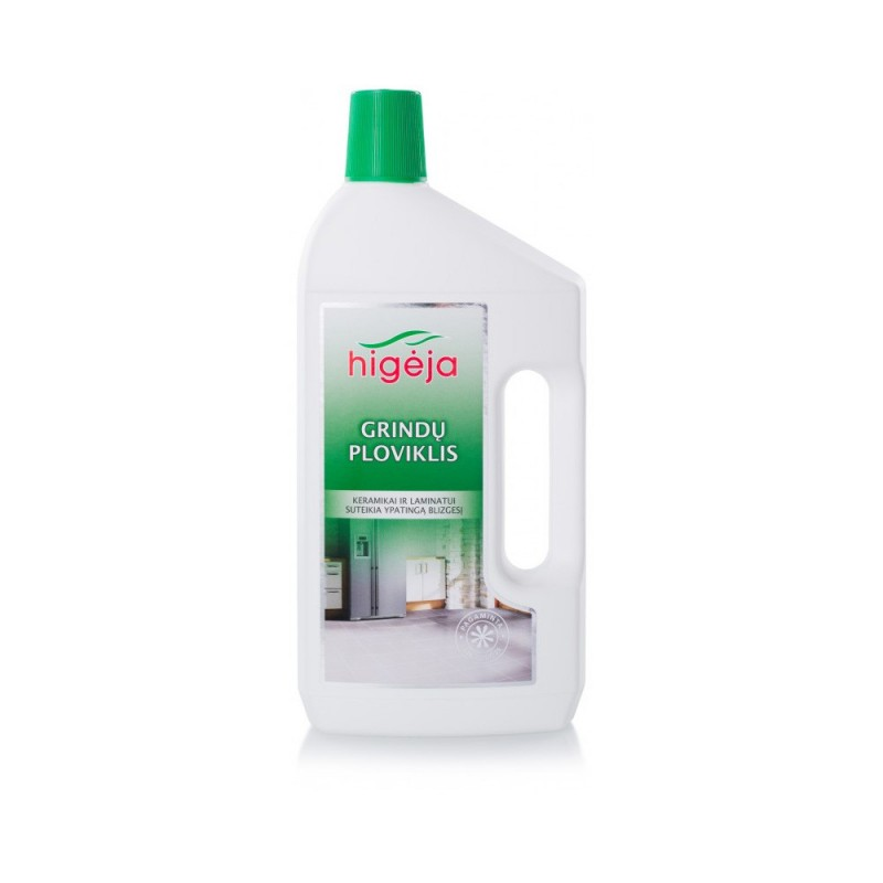 Floor cleaner for laminate and ceramic floors HIGĖJA, 1l