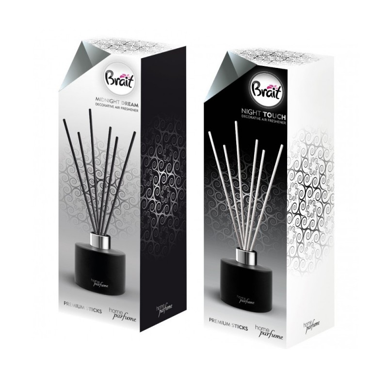 Decorative air freshener with sticks 100ml (1 pc.)