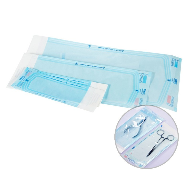 Sterilization pouches (3 different sizes) (200 pcs.)