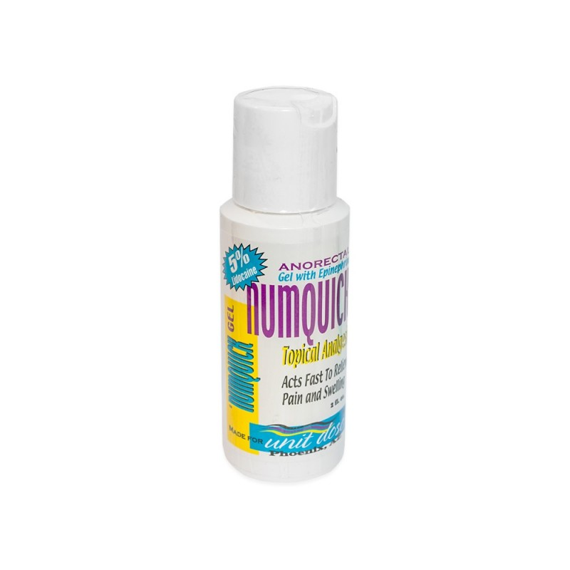NumQuick Topical gel during procedure 60 ml.