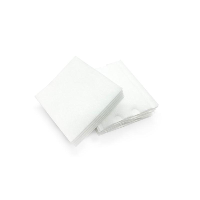 Soft square cotton pads 50 pcs.