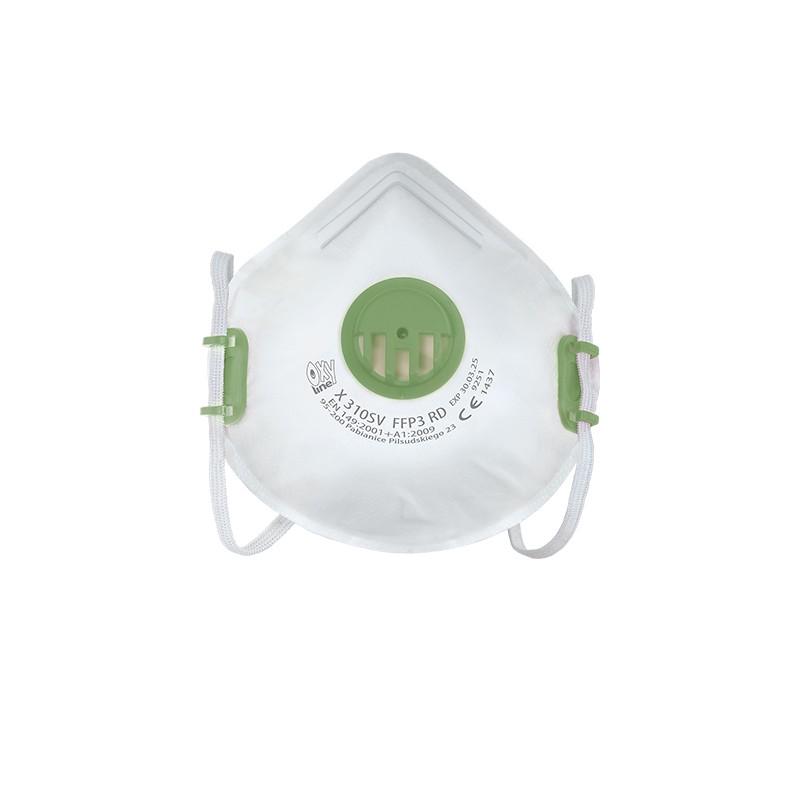 FFP3 Respirator X310SV (1pcs.)
