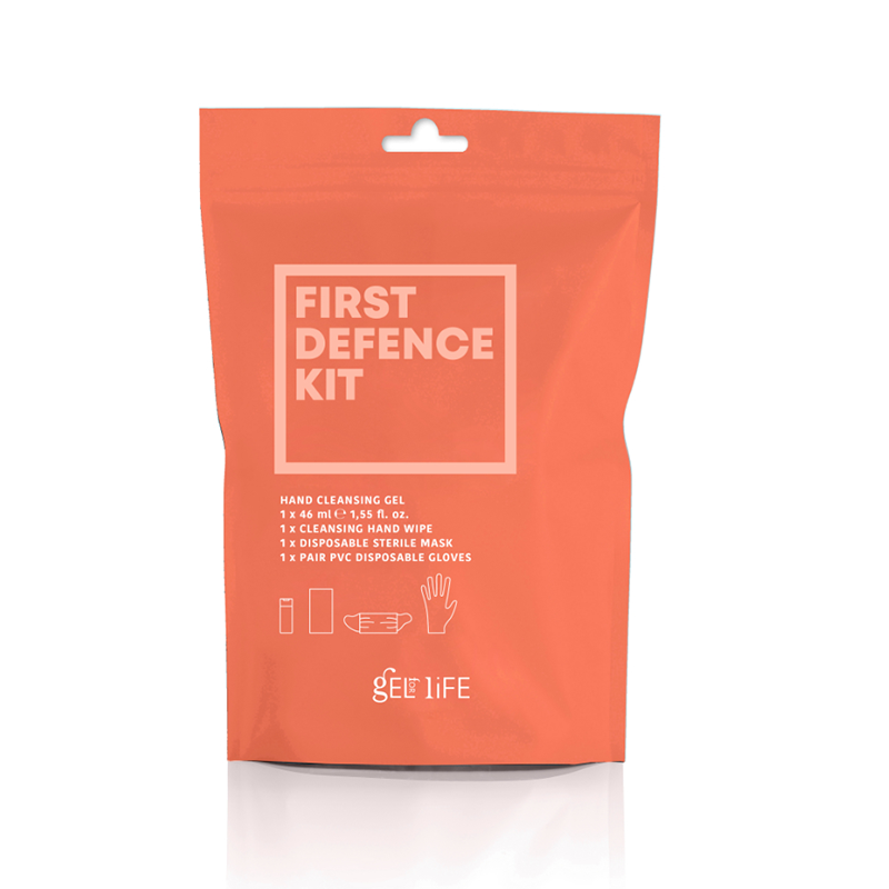 First Defence Kit With Zip Closure