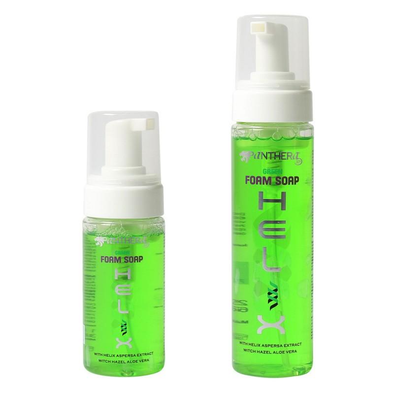 Panthera Helix Green Foam Soap (100ml/200ml)