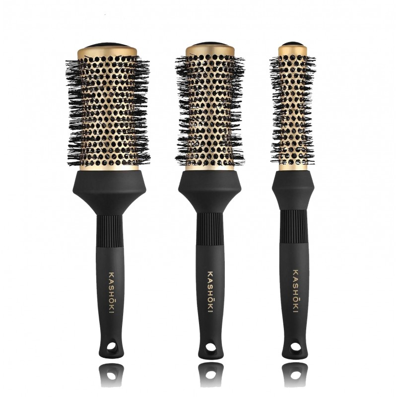 Kashoki Beauty Vented Round Brush