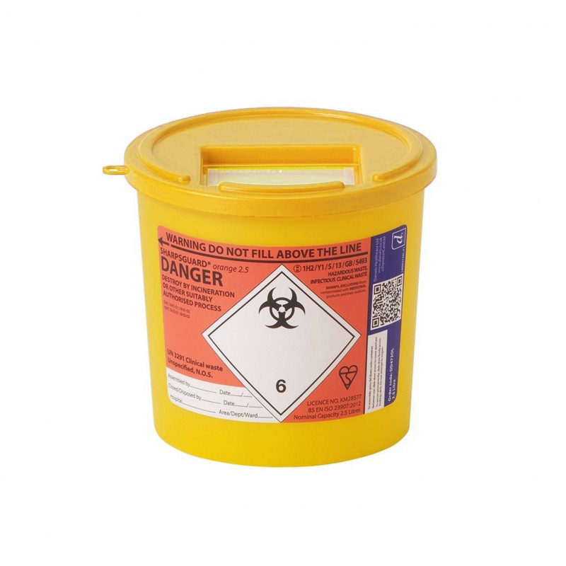 Needle container (2,5l)