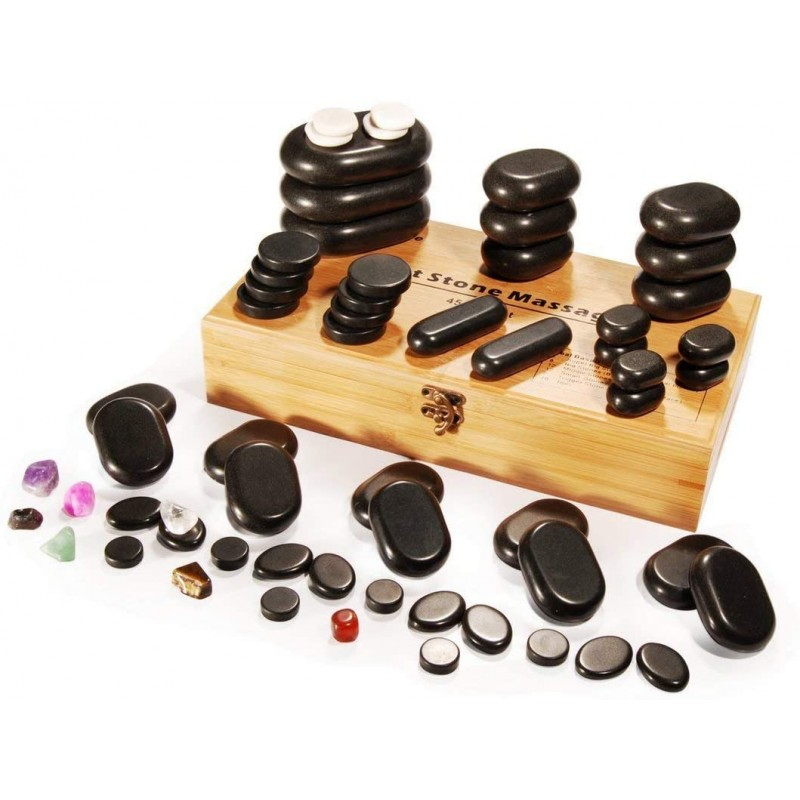 Massage Master Stone Set (60pcs)