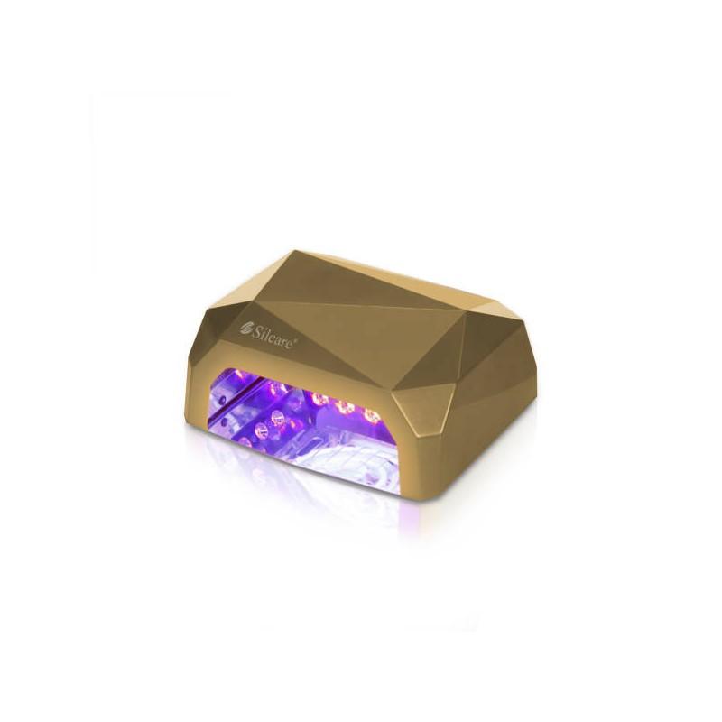 Silcare Gold Diamond CCFL+LED 36W Nail Lamp