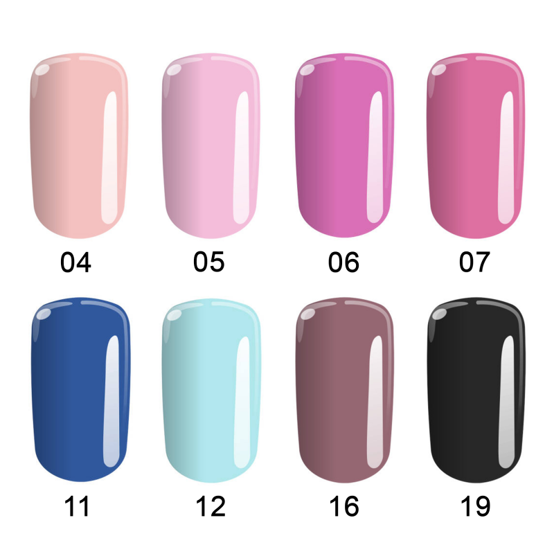 Silcare Highlight LED Color Nail Gel (4g)