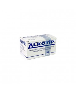 ALCOTIP pre-injection swabs (100pc.)