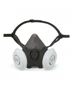 Moldex 7000 Series FFP3 Reusable Half Mask Respirator, M size (with 18 filters kit)