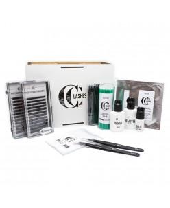 CC Lashes Professional eyelash extension kit