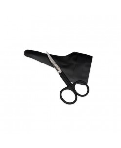 Scissor (short, curved)