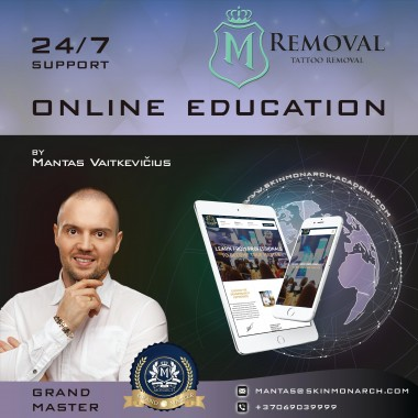 M REMOVAL ONLINE BASIC EDUCATION COURSE + KIT