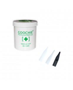 Goochie cap for 5er needle (round / flat)
