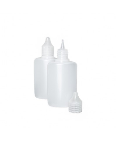 Plastic bottle for liquids 50ml (1pcs.)