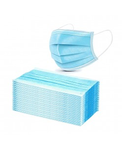 Disposable Face Masks - 3 layers (50pcs.)