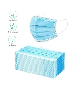 Disposable Face Masks - 3 layers (50pcs.)