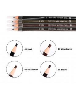 Lucas' Cosmetics Long Lasting eyebrow pencil 1pcs.