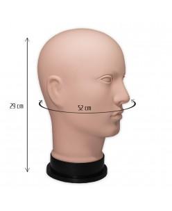 Man mannequin head