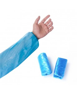 Disposable blue sleeves (10 pcs. - 5 pairs)