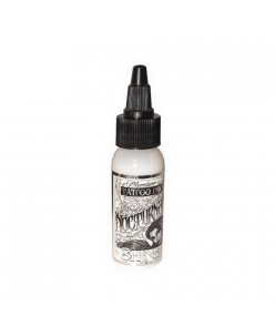 Nocturnal Tattoo Ink - Shine White 30 ml.