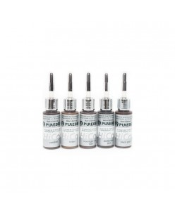 Purebeau eyebrows pigments  (10ml.)