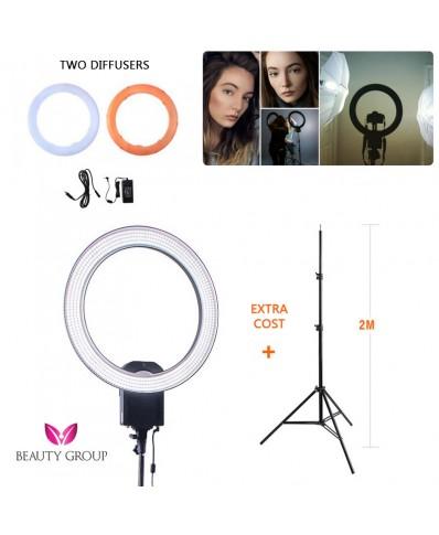 Beauty Group LED Ring Light Blitz Pro