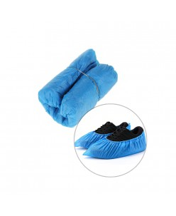 Disposable Shoe Covers 2,5g. PE (5 pairs) universal size