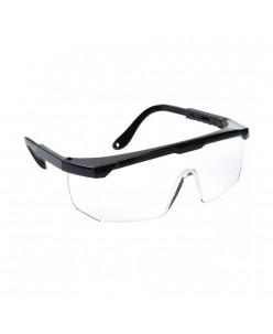 Classic safety glasses transparent 1pcs.