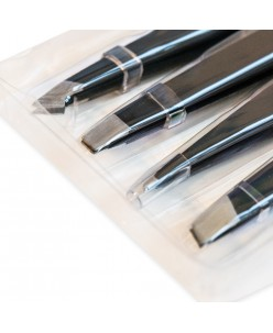 Tweezers kit (4 forms)