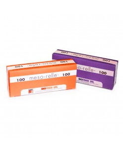 Meso-relle® 27G x 4mm/ 6mm/ 12mm(1 pc.)