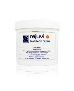 Rejuvi massage cream (900 g.)