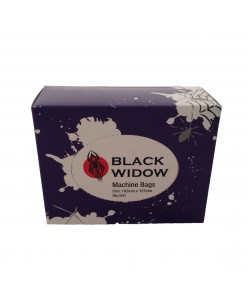 Machine bags Black widow (500pc.)