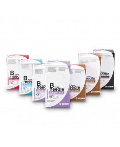 Seirin® B-Type akupunktūros adatos